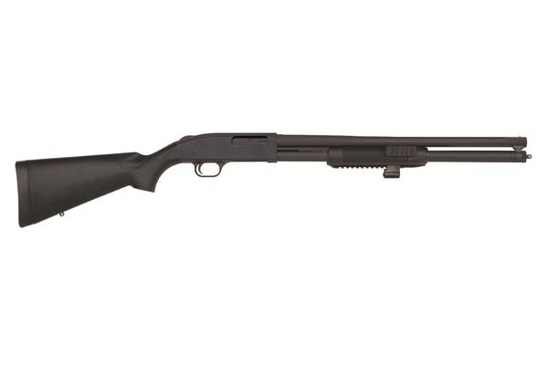 Mossberg's 500 Persuader Tri-Rail Shotgun