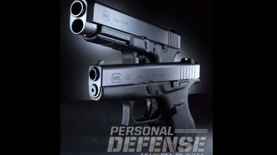 New Glock 41 Gen4 and Glock 42