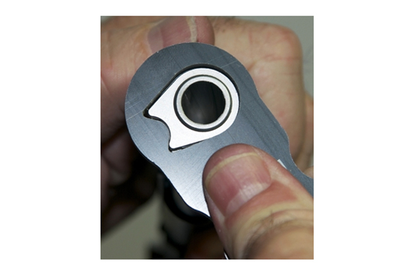 Present Arms' M1911 Plug Capture Tool