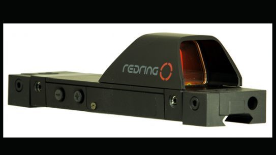 Redring's Picatinny Mount for Redring MK II