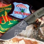 Ruana Smokejumper Knife