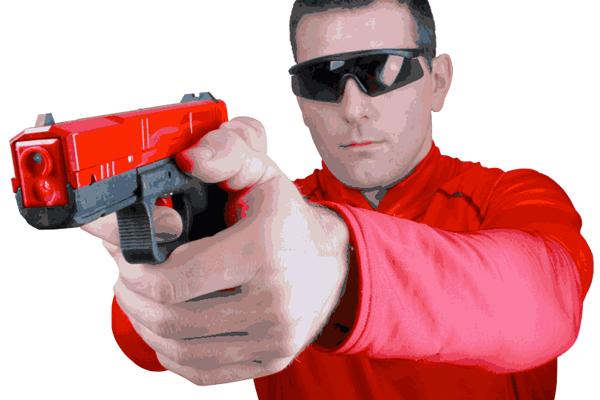 Shot Indicating Reseting Trigger