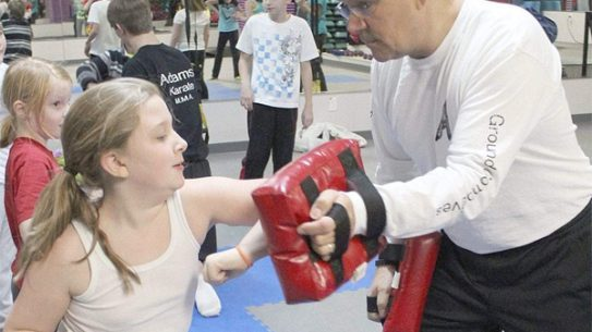 Self-Defense for Kids