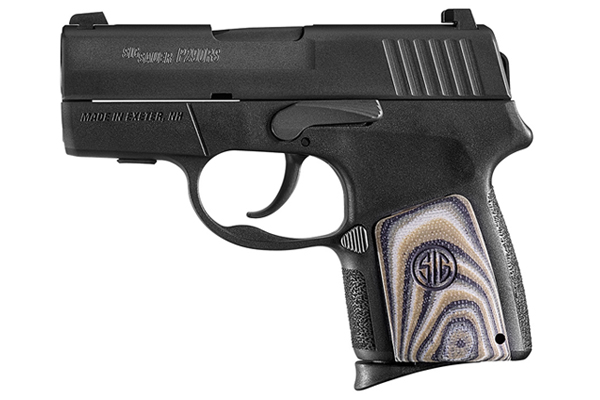 Sig Sauer P290 Enhanced Black