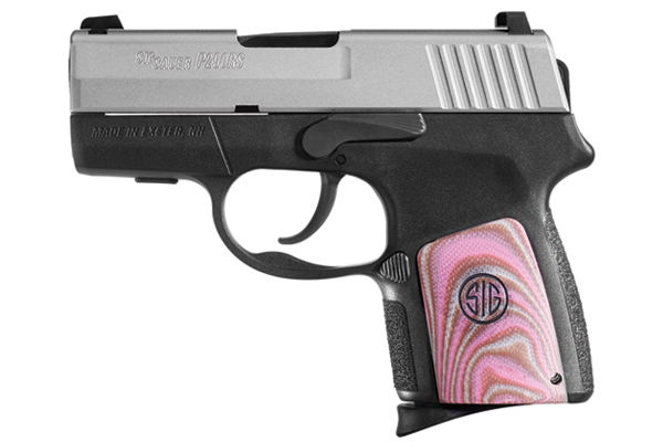 Sig Sauer P290 Enhanced Pink