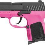 Sig Sauer P290RS Pink Black