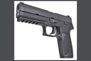 Sig Sauer's P320 Pistol