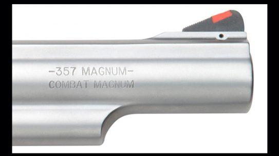 Smith & Wesson Model 66   .357 Magnum Revolver