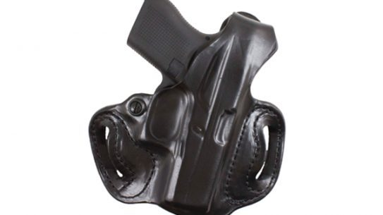 DeSanti's Thumb Break Mini-Slide Holster for Glock 42