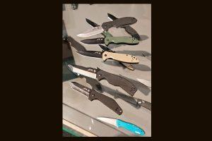 Kershaw CQC Knives