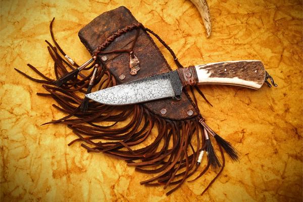 Levi Graham Knives Sunrise Hunter