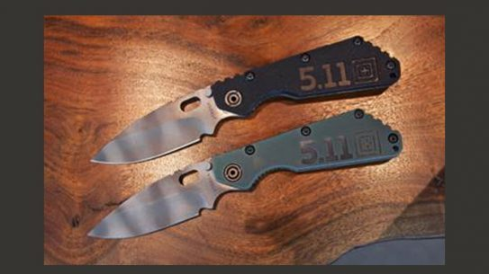 Strider/5.11 Tactical SMF knife