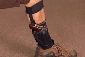 DeSantis Ankle Holster Support Strap