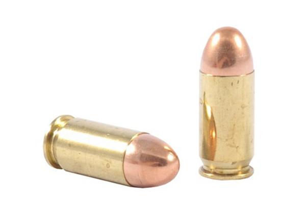Asym Precision 45 ACP Ammo