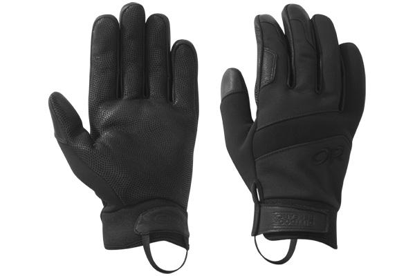 Cold Shot Gloves | Black