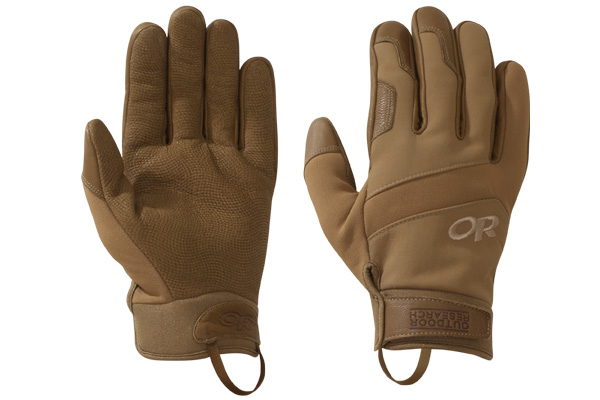 Cold Shot Gloves | Coyote