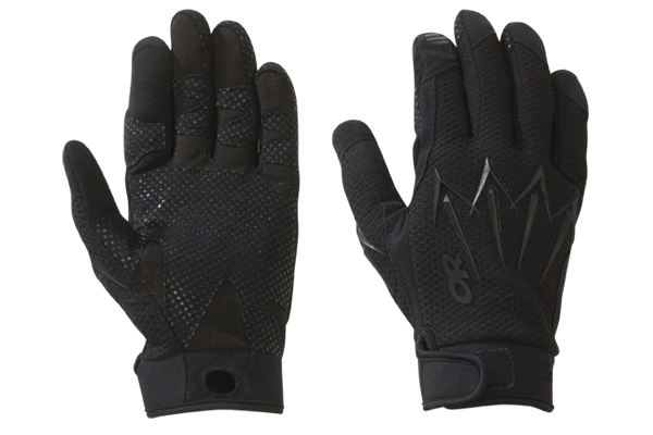 Halberd Sensor Gloves-Black