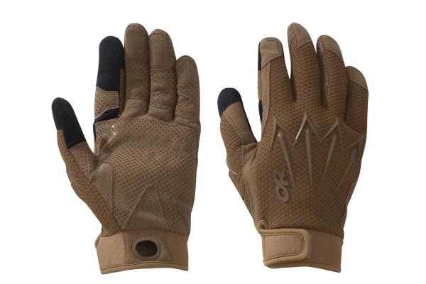 Halberd Sensor Gloves-Coyote