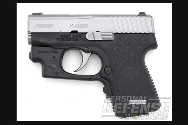 Kahr Arms P380 Pistol with Crimson Trace Laser