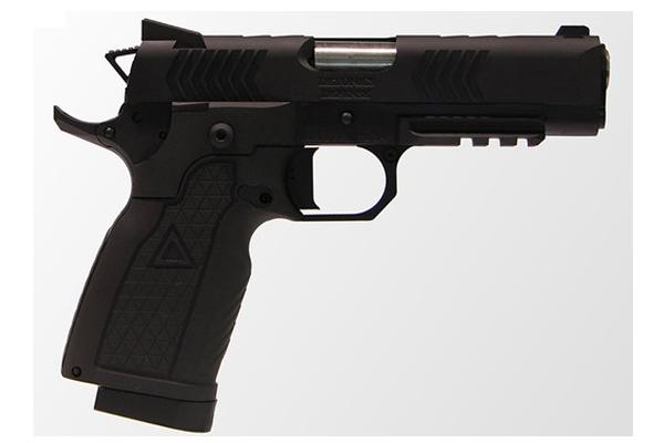 Detronics Defense MTX Pistol