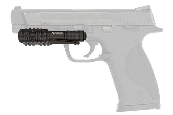 Rogers Rail Light on Ghosted Gun
