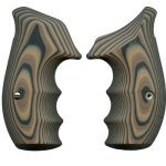 Smith & Wesson N Frame Grips | 320 Hyena Brown
