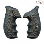 Smith & Wesson Tactical Diamond Grips | Black Grey