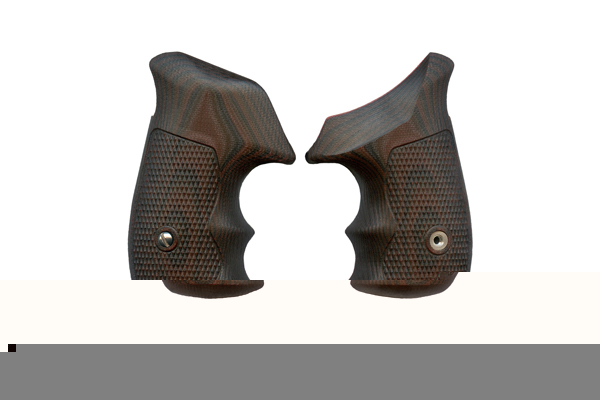 Smith & Wesson Tactical Diamond Grips | Black Cherry