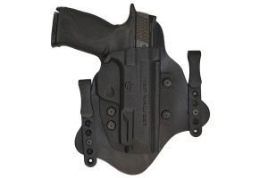 Minotaur Spartan Black Leather Holster
