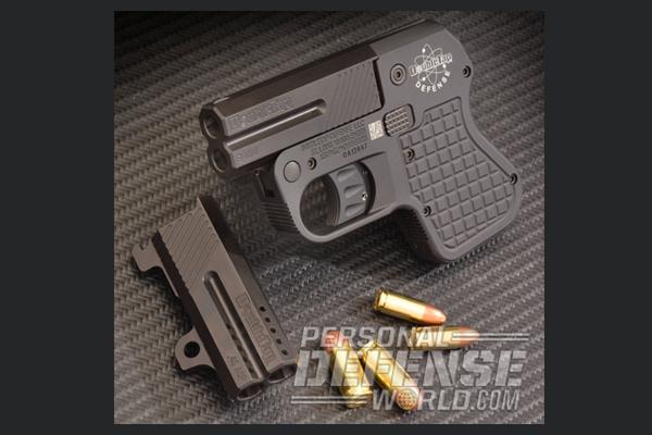 DoubleTap Pistol .45 ACP