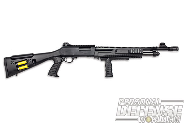 10 New Tactical Shotguns For 2014 | Escort Gladius 20GA Pump
