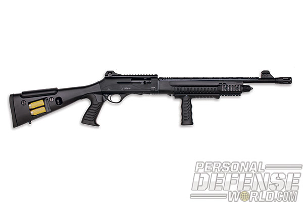 10 New Tactical Shotguns For 2014 - Escort Gladius Tac 20 Semi-auto