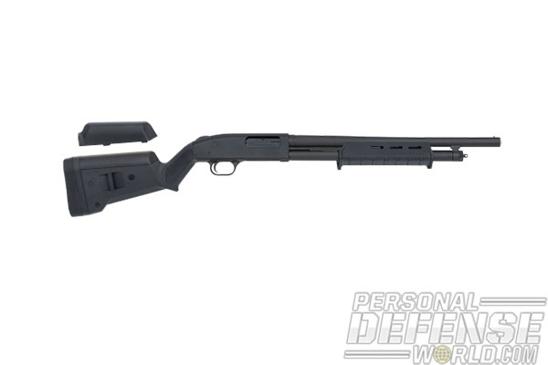10 New Tactical Shotguns For 2014 | Mossberg 500 Magpul
