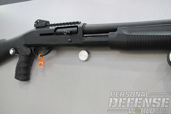 10 New Tactical Shotguns For 2014 | Raptor A-TAC Pump-Action Black