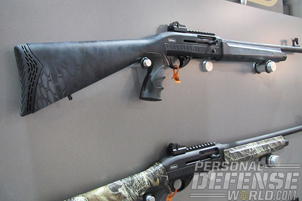 10 New Tactical Shotguns For 2014 | Raptor A-TAC Semi-Auto Black