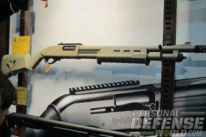 10 New Tactical Shotguns For 2014 - Remington 870 Magpul FDE