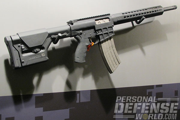 10 New Tactical Shotguns For 2014 - Rhino AR Shotgun Profile