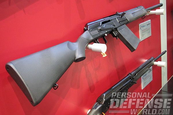 10 New Tactical Shotguns For 2014 | Saiga IZ122