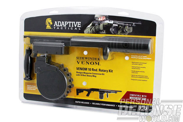 10 New Tactical Shotguns For 2014 - Venom Magazine Kit
