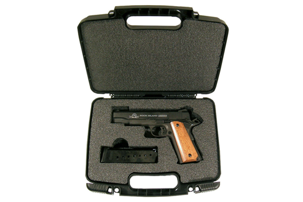 Quick Fire Cases | QF200 MultiFit Pistol Case