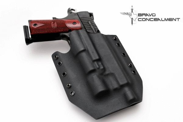 Bravo Concealment's RTT Combo Pack Light Bearing Holster | VIDEO