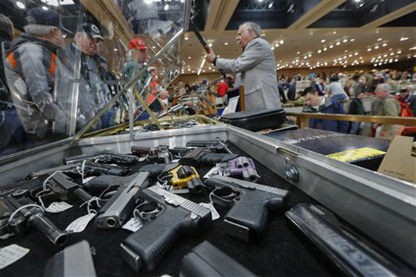 Concealed Handgun Permit Courses by Baton Rouge Police