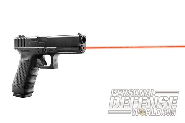 10 Ways to Customize Your Glock - LaserMax Guide Rod Laser
