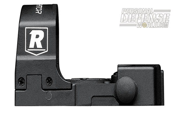 23 Tactical and Traditional New Optics for 2014 - Redfield Accelerator Reflex Sight