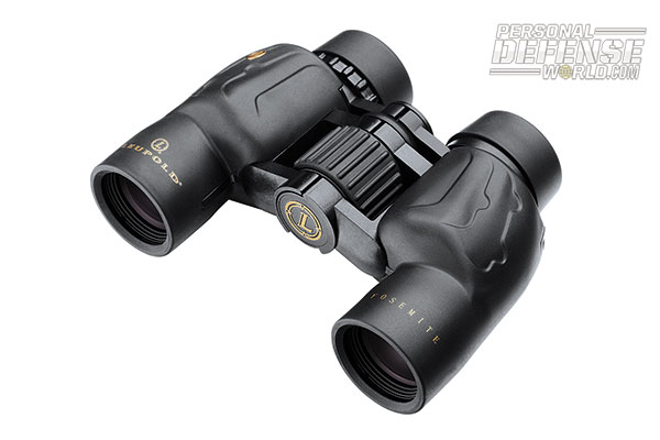 23 Tactical and Traditional New Optics for 2014 - Leupold BX-1 Yosemite Series