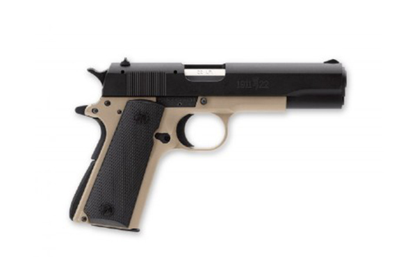 Making a Rim-pact: 13 New Rimfires in 2014 - Browning 1911-22