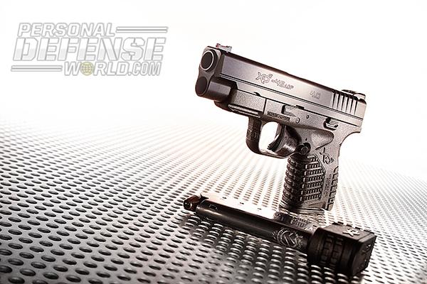 Springfield Armory XD-S 4.0 .45