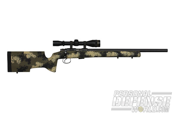 27 New Rifles for 2014 - CZ-USA 455 Varmint Precision Trainer