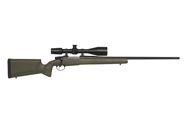 27 New Rifles for 2014 - CZ-USA 550 Sororan