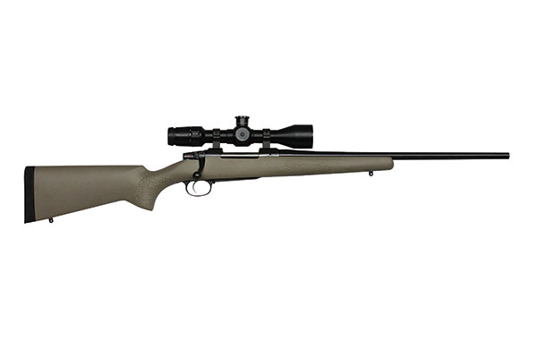 27 New Rifles for 2014 - CZ-USA 557 Sporter Manners Rifle